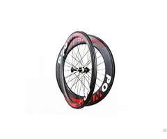 60mm Depth And 25mm Width Road Bike Wheelset