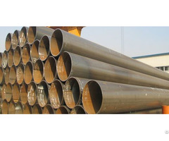 Conveying Project Under Help Of Steel Pipe
