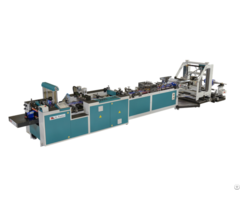 Combined Pouch Making Machine