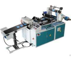 Pvc Label Cutting Machine