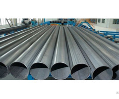 Forming Demands For Steel Pipe