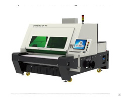 Double Heads Asynchronous Leather Laser Engraving Machine For Sale