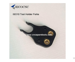 Cnc Router Iso10 Tool Holder Forks Atc Toolchanger Grippers