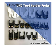 Toolholder Plastic Finger Clips Forks For Cnc Auto Tool Changer Replacement