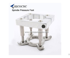 Cnc Spindle Clamp Hold Downs Auto Pressure Foot Plates For Cncrouter