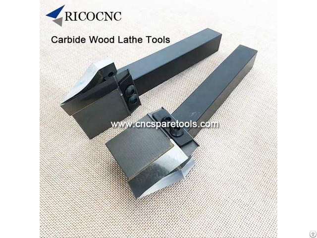 Carbide Cnc Wood Lathe Knifes For Woodturning Cnclather Machine