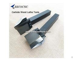 Carbide Cnc Wood Lathe Knifes For Woodturning Cnclather Machine
