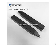 Cnc Woodturning 3 In 1 Lathe Knives For Wood Lathing