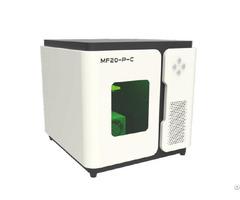 Desktop Fiber Laser Marking Machine For Metal