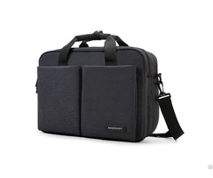 Laptop Briefcase Water Repellent Light Weight Computer Bag Shoulder Expandable Extra Large Capacity