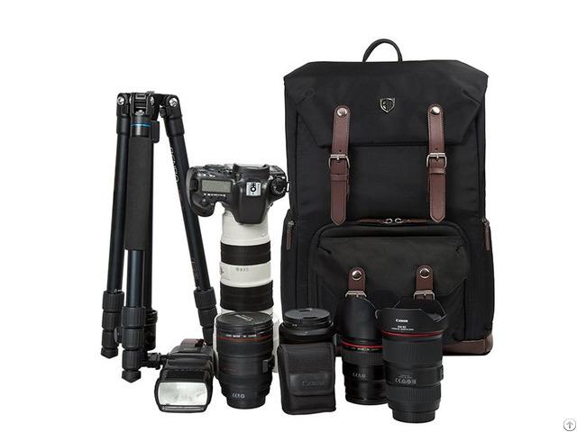 Camera Backpack For Slr Dslr Cameras And 15
