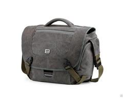 """Slr Dslr Camera And 15 6"""" Macbook Pro Messenger Shoulder Bag"""
