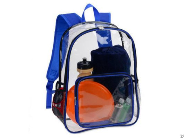 Fashion New Transparent Backpack