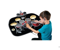 Electronic Drum Kit Mat