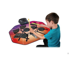 Zippy Mat Drum Kit Playmat