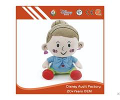 Little Girl Stuffed Plush