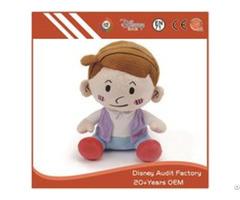 Stuffed Kawaii Little Girl Plush Toy