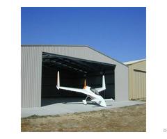 Prefabricate Steel Structure Hangar
