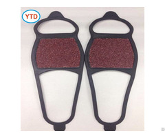 Natrual Rubber Anti Slip Shoes Cover For Winter Walk