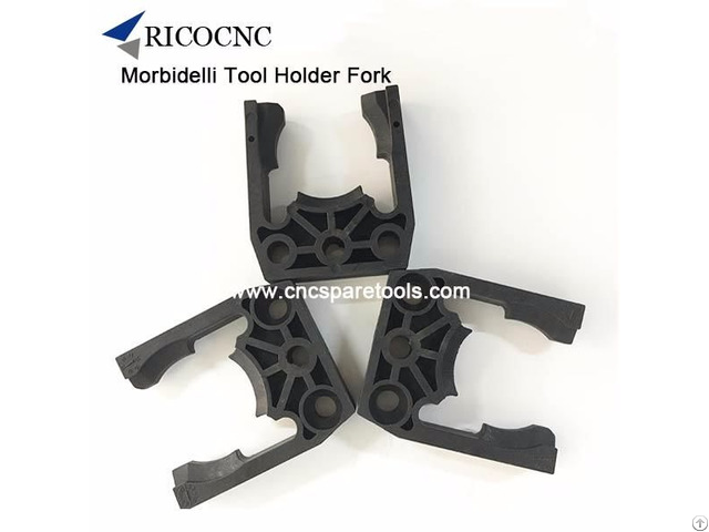 Morbidelli Tool Clamping Forks Cnc Router Grippers For Iso30 Toolholder