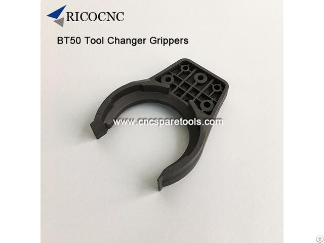 Bt50 Atc Tool Changer Grippers For Umbrella Type Automatic Toolchanger