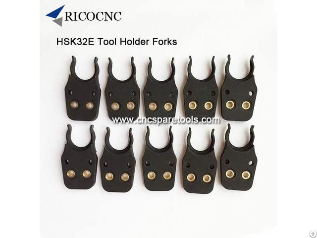 Hsk32e Tool Holder Forks Cnc Toolgrippers Forhsk32e Collect Chucks