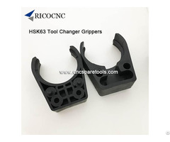 Hsk63 Tool Holder Clip Grippers For Vmc Milling Machine With Atc Toolchange