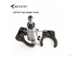 Cat40 Tool Changer Grippers Cnc Toolholder Clips For Bt40 Collect Chucks