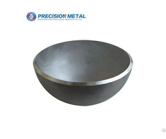 China Professional Manufacture Carbon Steel Half Spheres