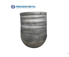 Factory Fair Price Mild Steel Half Sphere