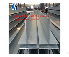 Welded Galvanized T Section Carbon Steel Beam Bar Lintel