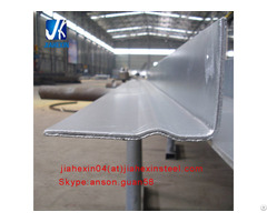 Australian Galvanized Carbon Steel L Angle Beam Lintel For Structure