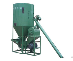 Poultry Feed Crusher Mixer Machine For Sale