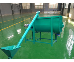 Feed Mixer Machine For Chicken Cattle