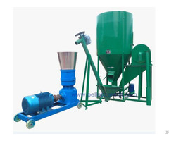 Poultry Feed Plant For Sale Small Pellet Production Line