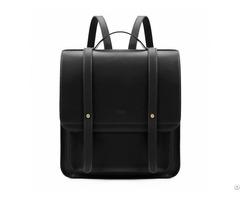 Womens Briefcase Laptop Backpack Pu Leather Satchel Messenger Bag