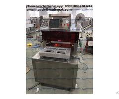 Multepak Meal Tray Sealing Map Packaging Machine