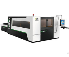 High Speed Fiber Metal Laser Engraving Machine