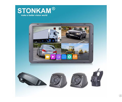 Hd System With 1080p 4ch Dvr Monitor