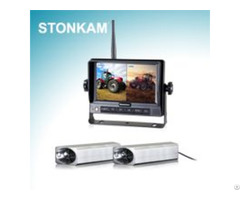 Digital Wireless 5 Inches Rear View System