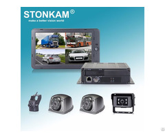 Fhd Car Dvr Camera System With Waterproof Hard Disk Box