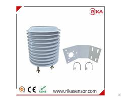 Rk95 01 Multi Plate Solar Radiation Shield For Temperature Probe
