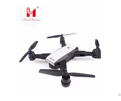 Lh X28wf Foldable 2 0mp With Camera Wifi Fpv Drone