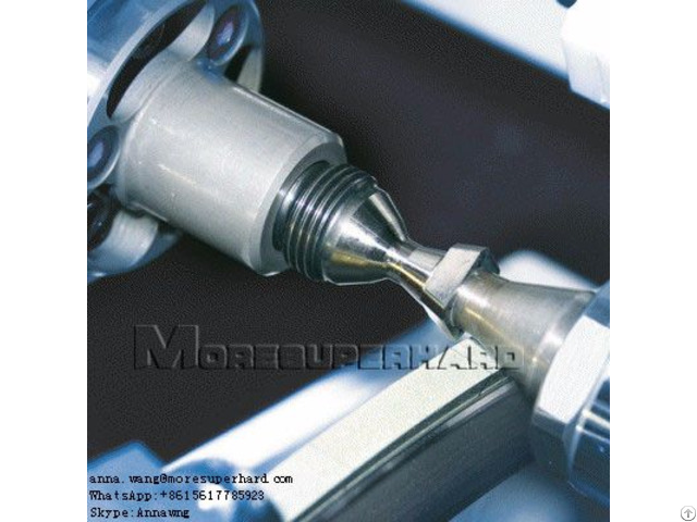 Superabrasive Wheel For Indexable Inserts Profile Grinding