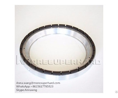 Silicon Wafer Back Side Diamond Grinding Wheel