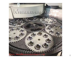 Resin Boned Double Grinding Disc