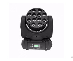 12x10w 4 In 1 Rgbw Led Beam Moving Head