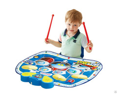 Thomas And Friends Drum Kit Playmat