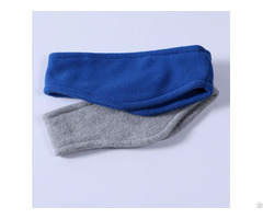 Joy Fashion Factory Manufactory Winter Head Wrap Polar Fleece Headbands