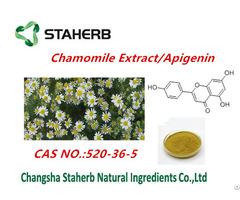 Chamomile Flower Extract Of Apigenin